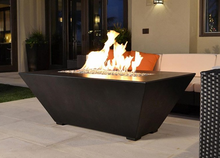 Fire by Design Geo Rectangle Fire Table + Free Cover - The Fire Pit Collection