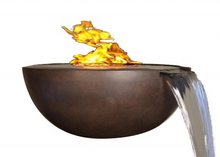Fire by Design Legacy Round Fire on Water Bowl + Free Cover - The Fire Pit Collection