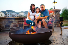 Ohio Flame Patriot Fire Pit - The Fire Pit Collection