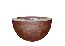 "Prism Hardscapes 30"" Moderno 3 Fire Bowl"
