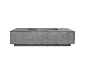 "Prism Hardscapes 66"" x 38"" Tavola 4 Fire Table + Free Cover - ships in 2-3 weeks"