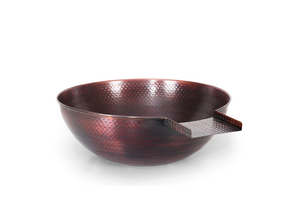 The Outdoor Plus Sedona Copper Water Bowl