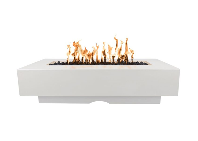 The Outdoor Plus Del Mar Concrete Fire Pit + Free Cover - The Fire Pit Collection