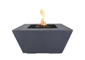 The Outdoor Plus Redan Concrete Fire Pit + Free Cover - The Fire Pit Collection