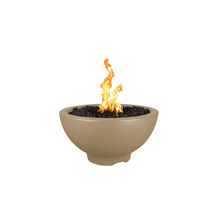 The Outdoor Plus Sonoma Concrete Fire Pit + Free Cover - The Fire Pit Collection