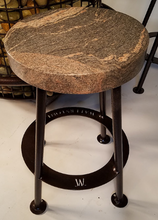 Waterstone Stone Bar Stool Set - The Fire Pit Collection