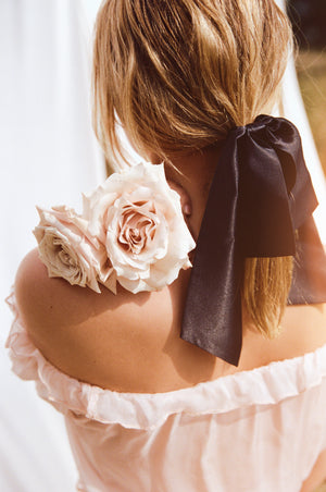 Statement Bow Hair Tie