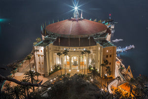 Catalina Casino At Night