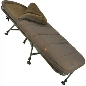 Fox Fox Flatliner 5 Season 6 + 8 Leg Sleep Systems  - Parkfield Angling Centre