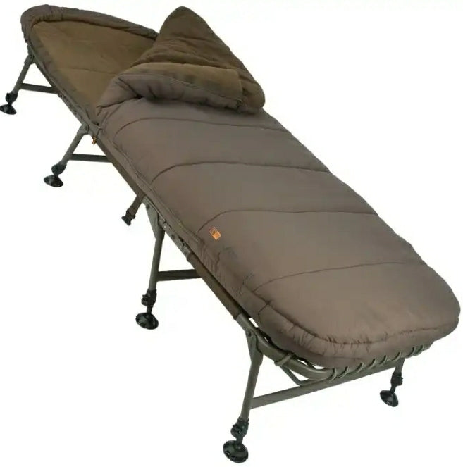 Fox Flatliner 5 Season 6 + 8 Leg Sleep Systems