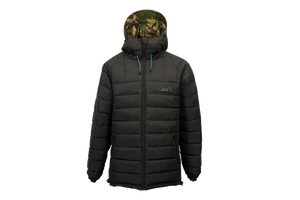 Aqua Aqua Products Reversible Jacket **NEW 2021** FREE 1KG OF BOILIE  - Parkfield Angling Centre