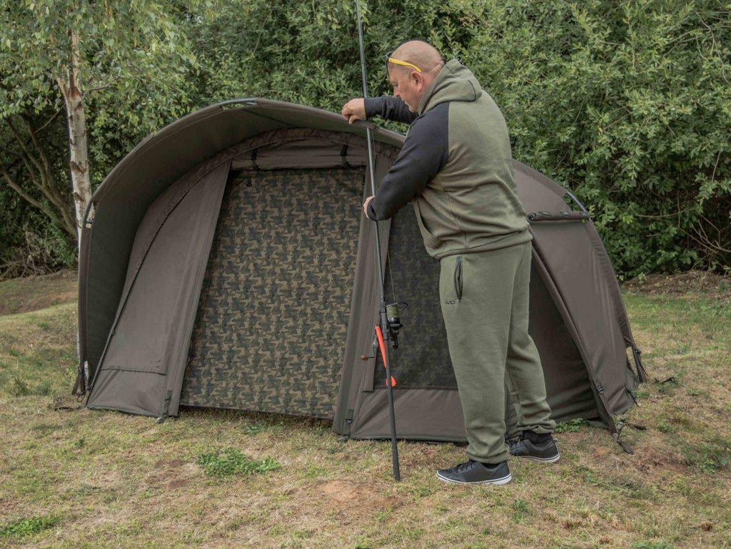 AVID AVID HQ DUAL LAYER BIVVY - ONE MAN - January Special!  - Parkfield Angling Centre
