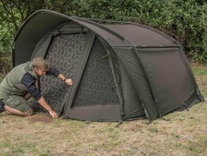AVID AVID HQ DUAL LAYER BIVVY - TWO MAN  - Parkfield Angling Centre