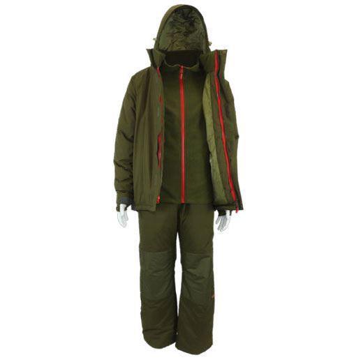 Trakker Trakker Core 3 Piece Winter Suit - NEW 2020 MODEL - 1KG FREE BOILIES!  - Parkfield Angling Centre