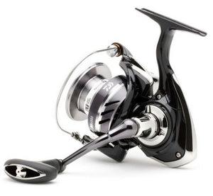 Parkfield Angling Centre Daiwa Ninja Black / Silver LT - NEW For 2020 - ALL SIZES  - Parkfield Angling Centre