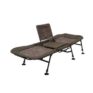 Parkfield Angling Centre Mad Tackle Camo Aluminium Long Leg Bed  - Parkfield Angling Centre
