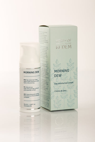 MORNING DEW - Morning  Cream for Young Skin