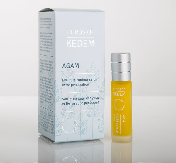 Agam - Eye & Lip Contour Serum – Lake of Galilee