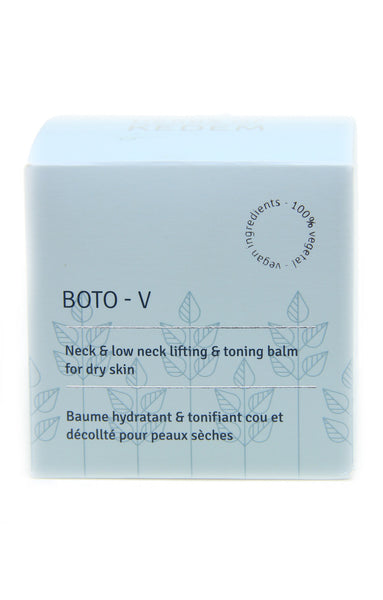 Boto-V - Neck & Decollate Firming Ointment 50ml