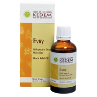 Evry -HEBREW Massage Oil for Muscles 50ml