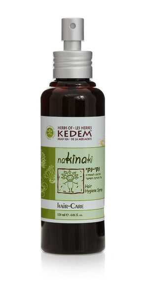 Nakinaki Natural Lice Treatment 120ml