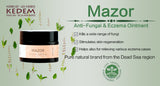 Mazor - Natural Cortisone-Free Eczema Treatment (50ML)