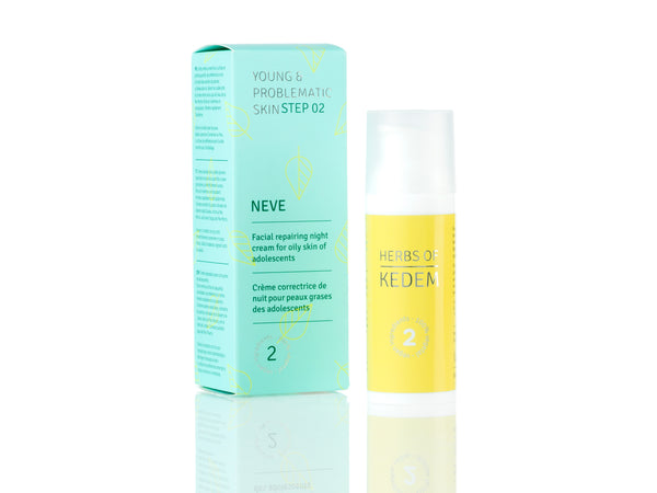 NEVE - Purifying Cream for Acne Prone Skin – STEP 2 IN ACNE TREATMENT
