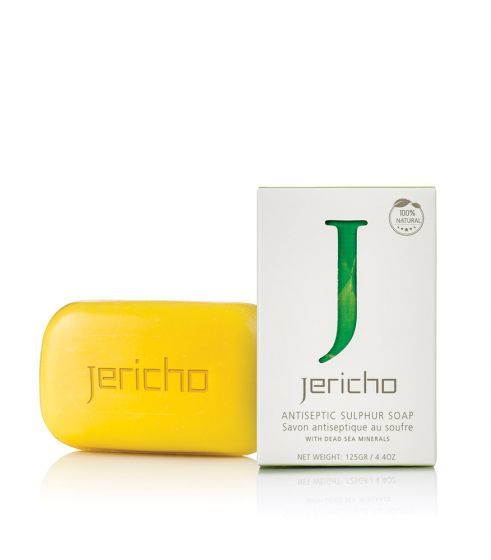 Jericho Dead Sea Active Sulphur Soap