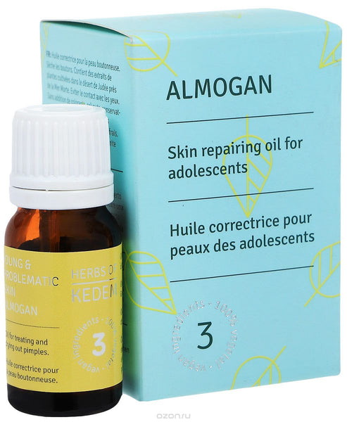 Almogan - Single-Pimple Treatment Oil - STEP 3 IN ACNE TREATMENT
