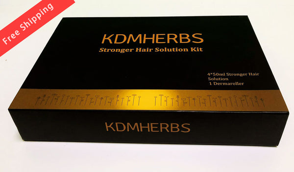 Hair Regrowth Solution | KDMHERBS