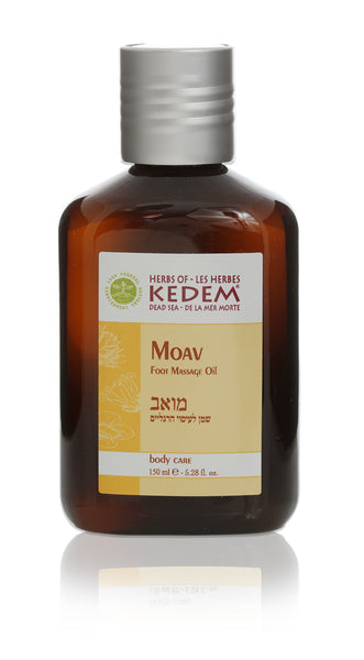 Moav - Foot Massage Oil 125ml