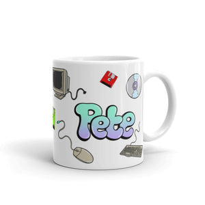 Ancient Relics Name Mug
