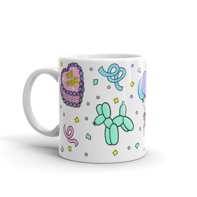 Birthday Name Mug