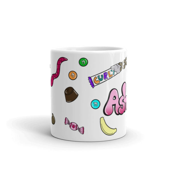 Sweet Tooth Name Mug