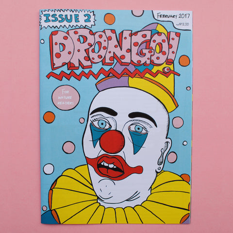 'Drongo': Issue #2 (February 2017)
