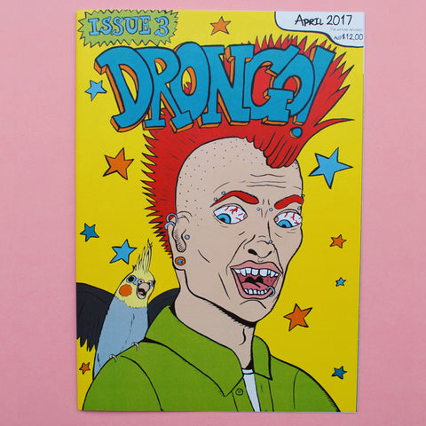 'Drongo': Issue #3 (April 2017)