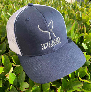 WYFO SNAP-BACK HAT - Made from recycled water bottles!