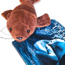 Load image into Gallery viewer, Sea Lion Plush Storybook Bundle