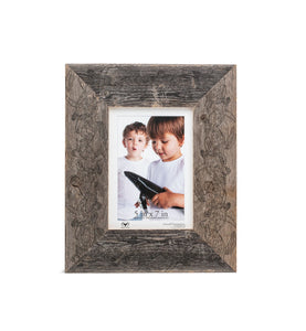 "Sea Turtle Migration Medium Picture Frame / for 5"" x 7"" image"