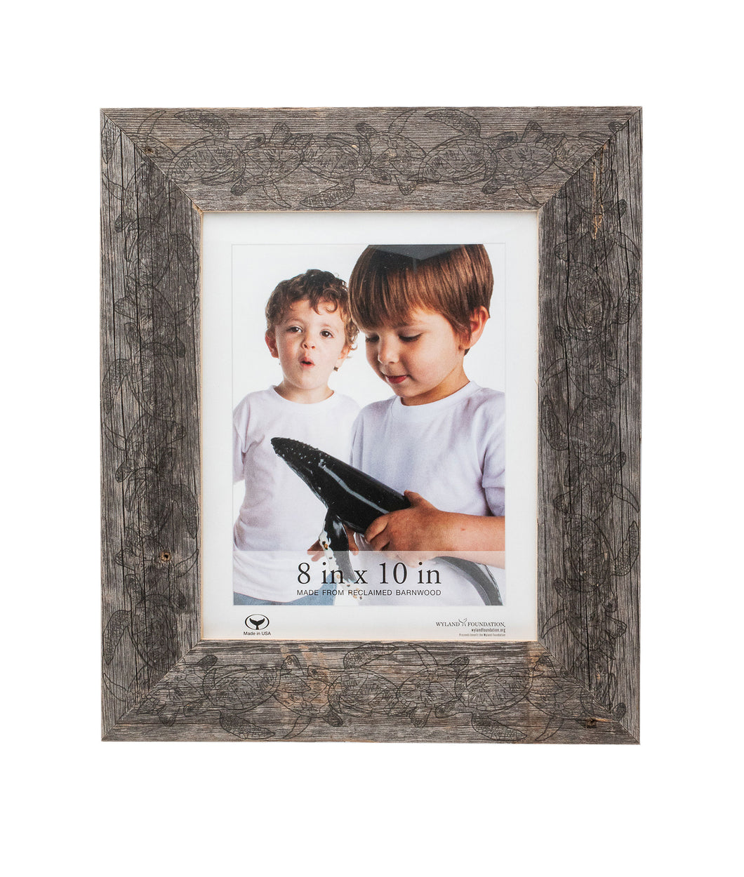 Sea Turtle Migration Large Picture Frame / for 8