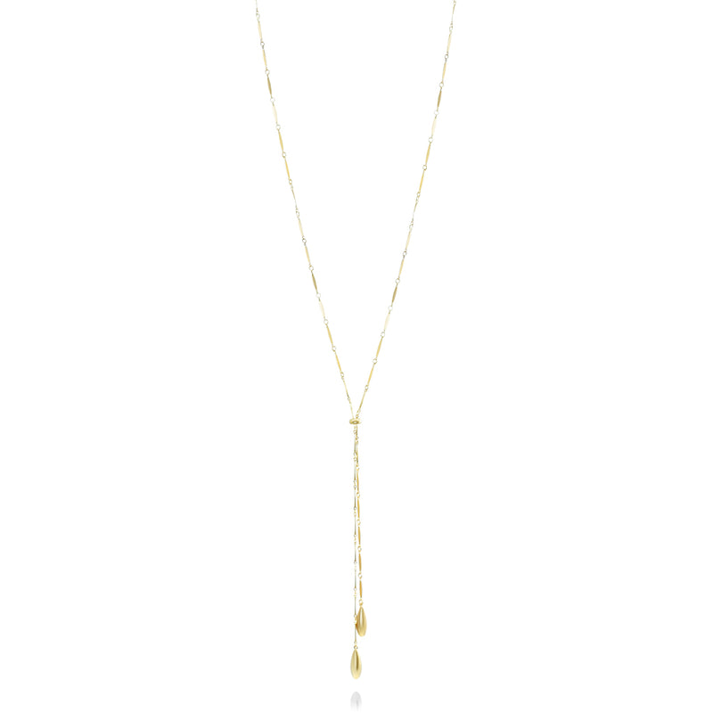 The Libby Lariat Necklace