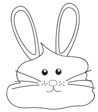 Load image into Gallery viewer, Bunny Topper