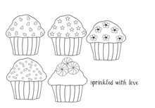 Load image into Gallery viewer, Cupcake Celebration