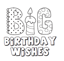 Load image into Gallery viewer, Big Birthday Wishes