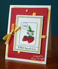 Seed Packet Accessories