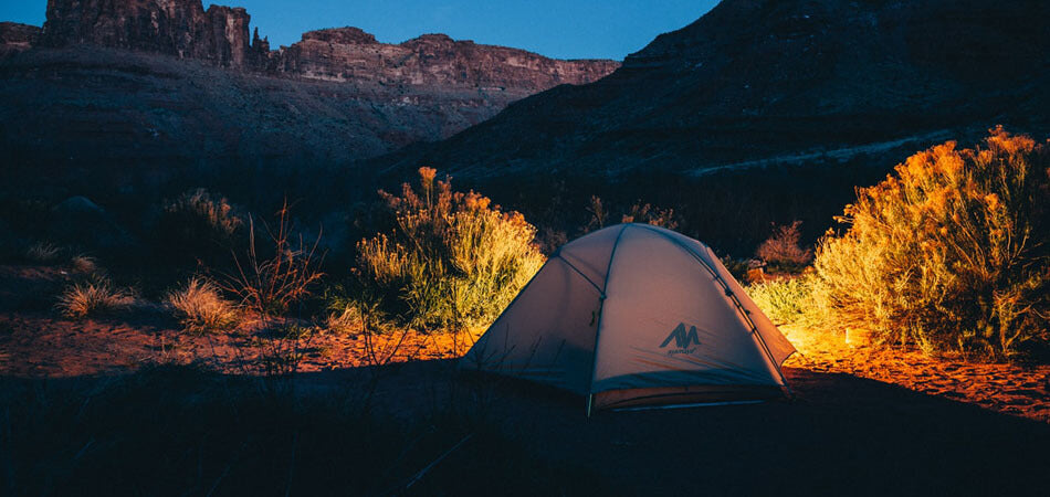 Camping alone? A Brief Guide to Solo Camping