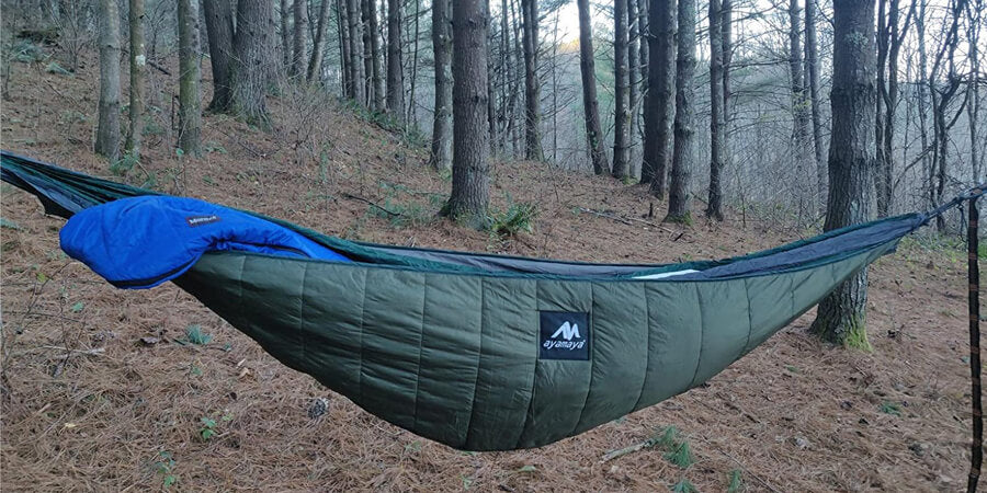 How to Choose Your Perfect Hammock Underquilt?