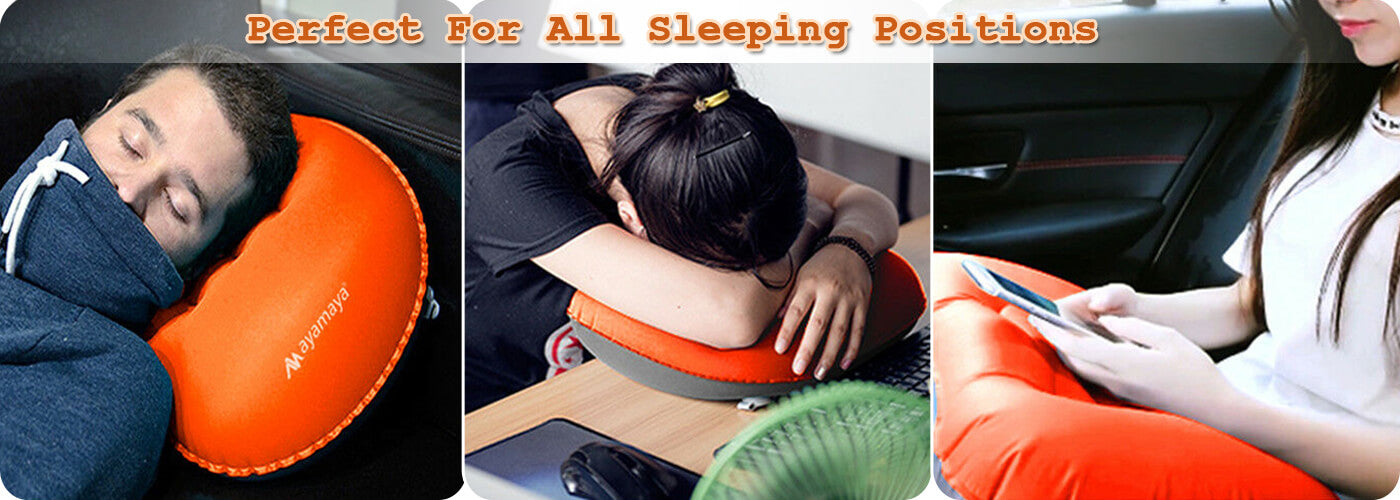 Camping Inflatable Pillow