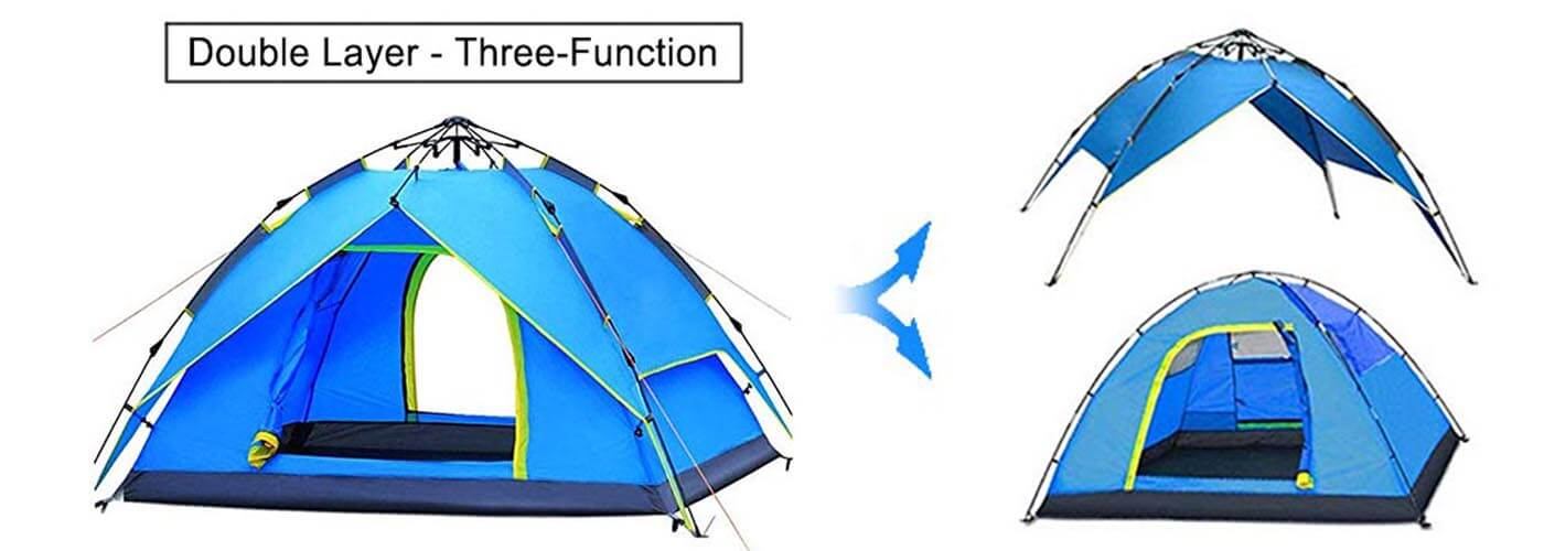 Camping Tents 4 Person