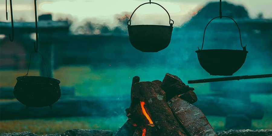 Fire is an essential factor when you are camping or hiking.
